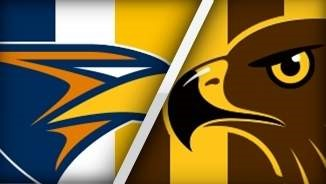 EAGLES V HAWTHORN